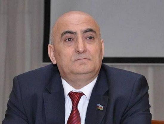 Deputat Musa Qasımlı Mübariz Mənsimova dəstək verdi - ÜMİDTV VİDEO