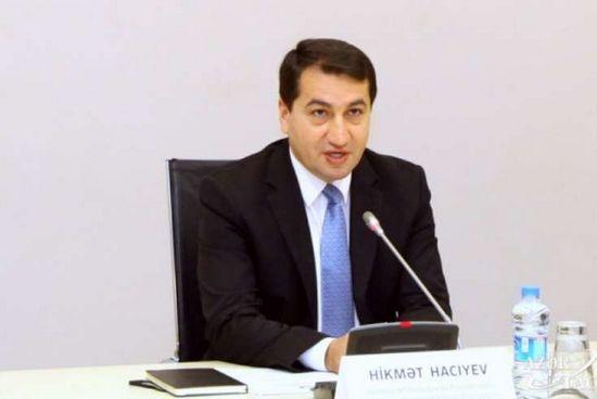 Prezidentin köməkçisindən Minsk qrupu ilə bağlı sərt AÇIQLAMA