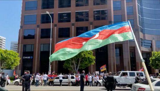 Los Anceles meri Azərbaycan icmasına qarşı hücumları pisləyib